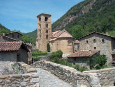 Beget: Sant Cristòfol Church